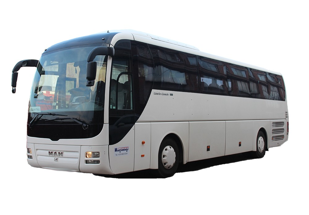 Autobusu nuoma MULTIVANAS