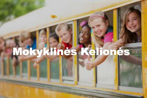 Mokyklinės kelionės