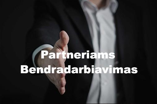 Partneriams, Bendradarbiavimas