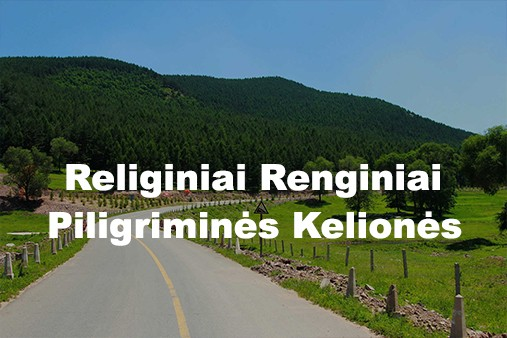 Religiniai renginiai, Piligriminės kelionės
