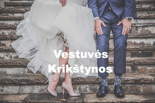 Vestuvės, Krikštynos
